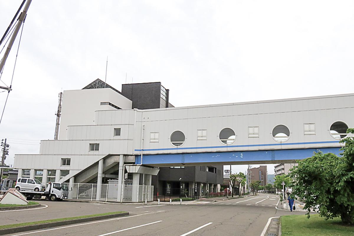 直江津駅の駅弁 直江津駅