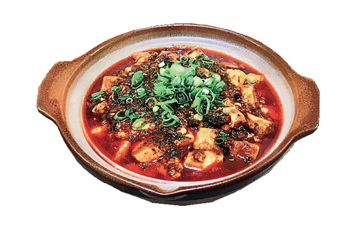 台湾料理 福龍亭 上越浦川原店 マーボー豆腐