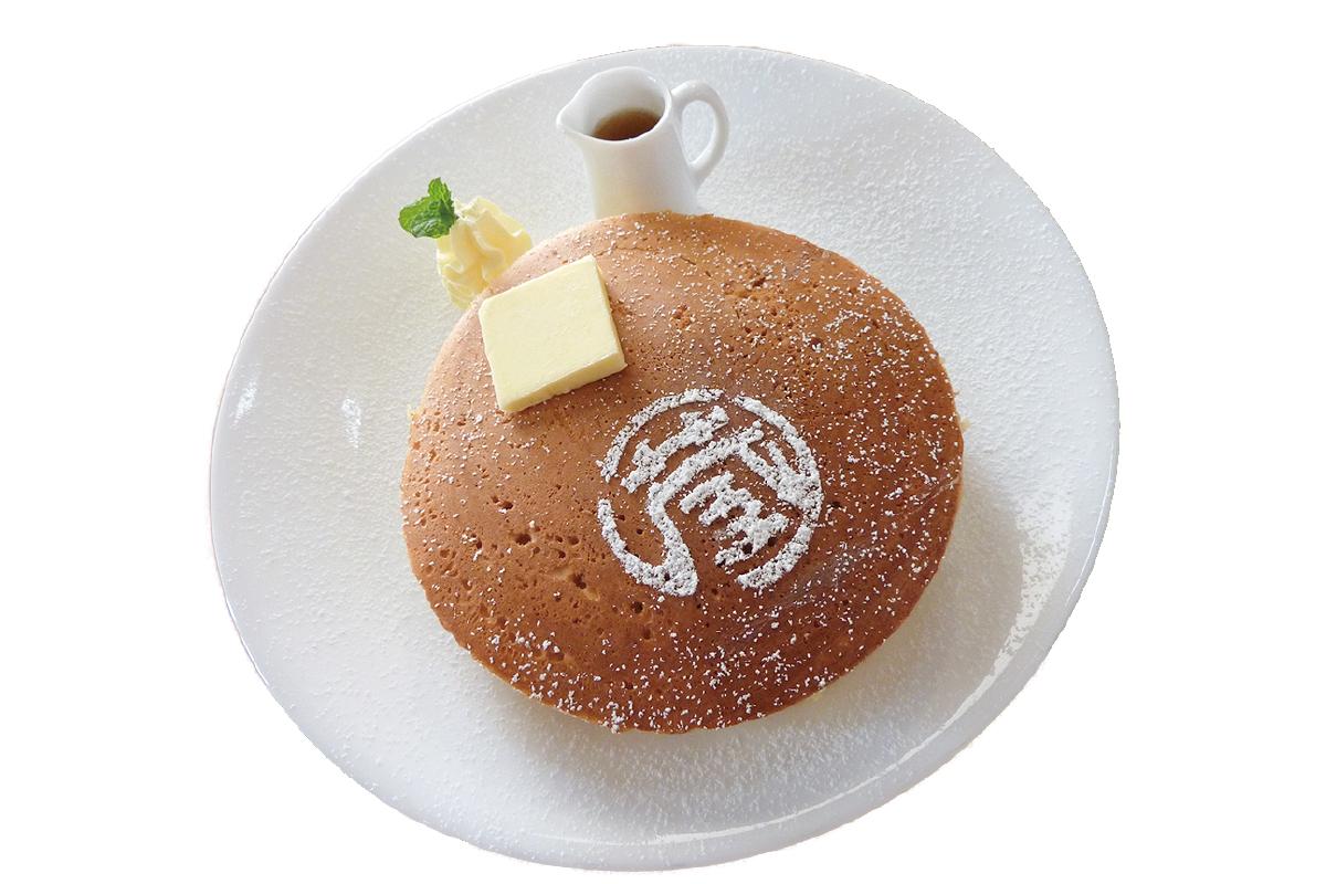 蔵 kura café パンケーキ