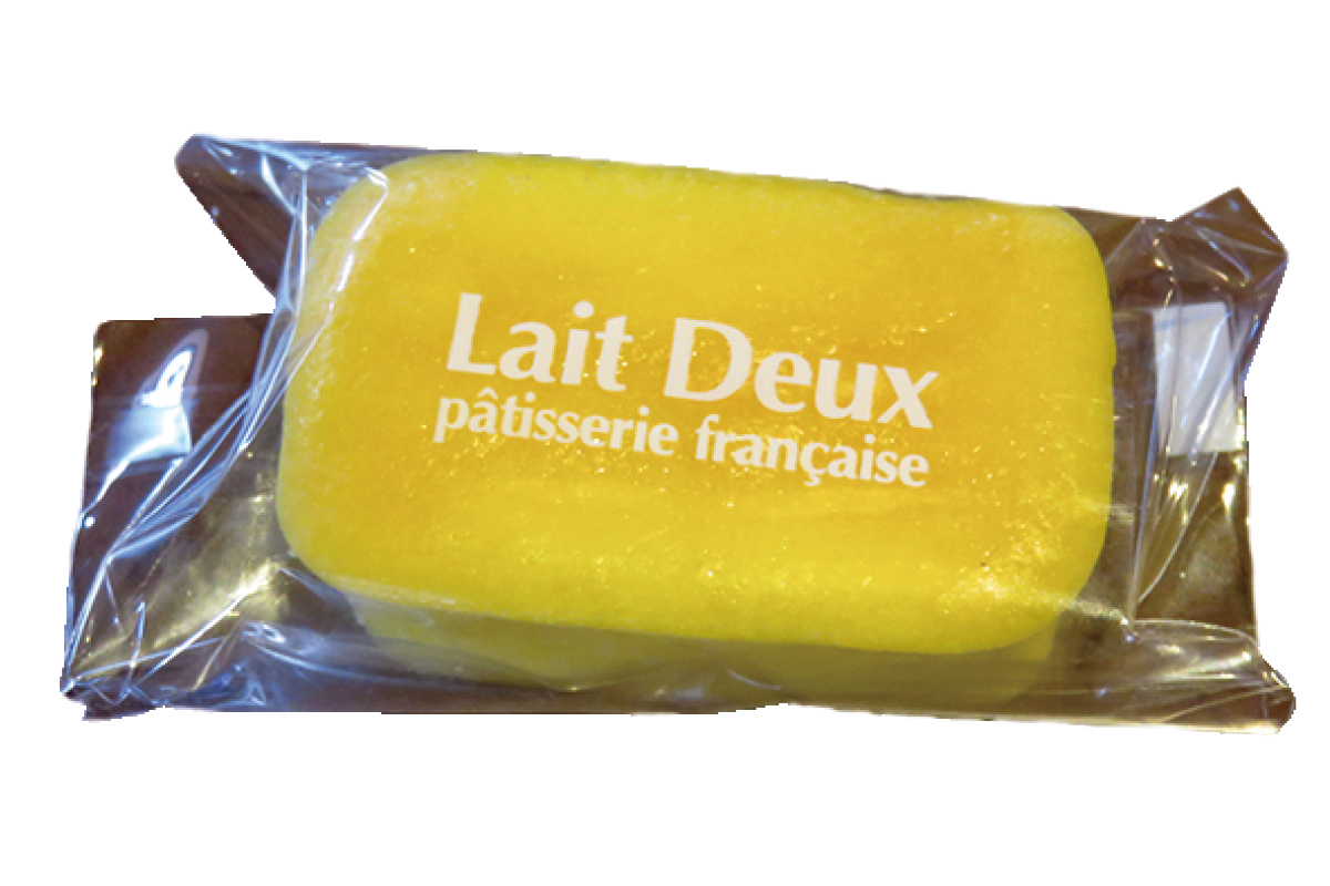 レ・ドゥー 一口サイズのチーズケーキ