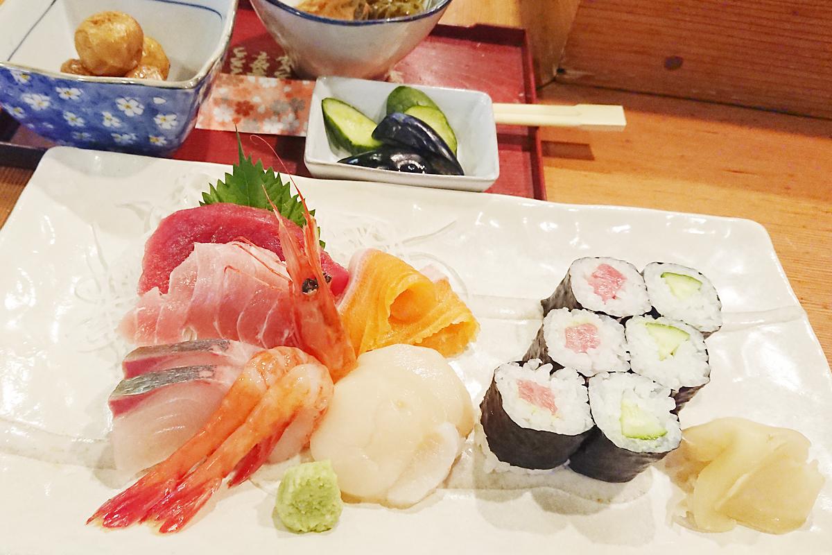 寿司割烹 八千代